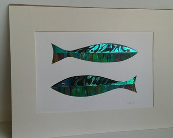 Two Mackerel
