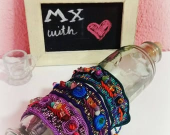 Mexican bangles - bangles colors-MX with love