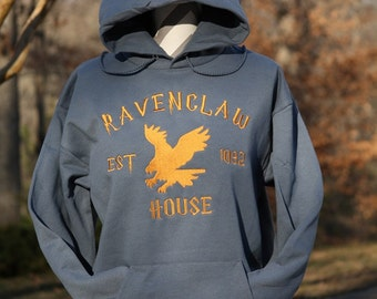 Harry Potter Inspired RavenClaw Hoodie