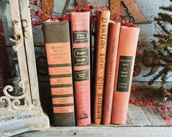 Old Books - 1930's Germany & Other Red Books
