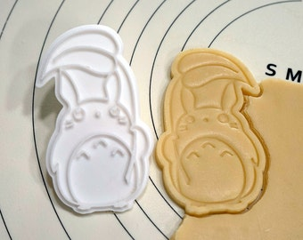Totoro Medium Cookie Cutter and Stamp