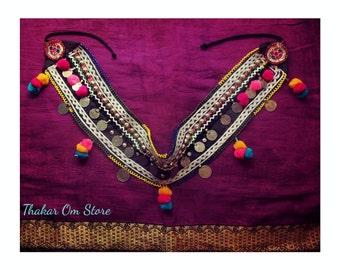 Belts /Boho chic / Gypsy / Tribal / Kuchi / Afgani