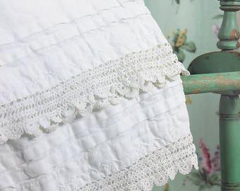 Victorian Crochet Edge Undergarments Bloomers Knickers