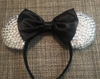 Rhinestone Disney Ears