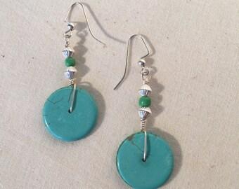 Turquoise Dream Earrings