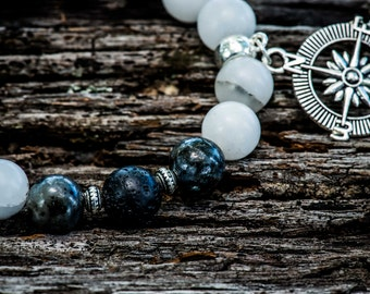 PROTECTION | Aromatherapy Gemstone Diffuser Bracelet