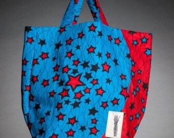 bag-Tote WAX wonderwoman