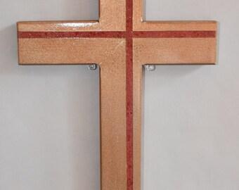 Wooden Cross 5045
