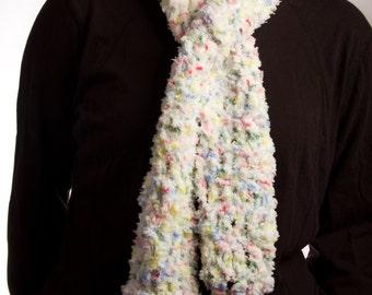Girls Crochet Scarf