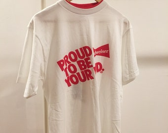Vintage 1993 Budweiser Shirt