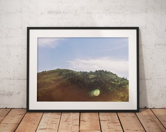 Morning Sunlight, Mounting View, Landscape Photography, Colorado, Art Prints, Wall Decor, Nature Landscape Photography
