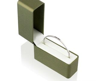 Fear Not Bracelet by FaithfulBand - Inspirational Gifts, Christian Bracelet