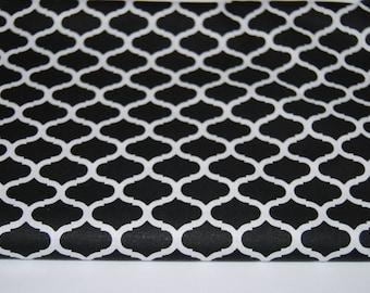 Maroccan pattern Cotton Fabric