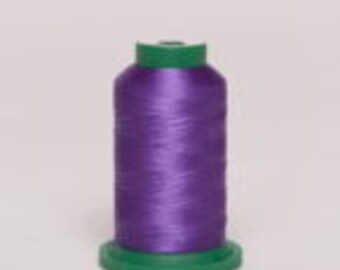 Exquisite Polyester Thread, 1000m, #40, Purple, ES390, ES392