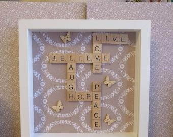Small Scrabble Picture