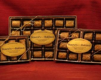 Baklava - Three pack