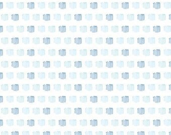 Water Color squares playmat, quilt, water color blanket, baby boy baby blanket, baby blanket, nursery quilt
