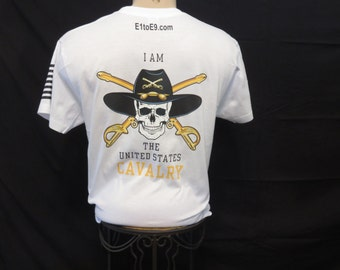 I am the US Cavalry T-shirt