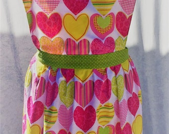 Apron for Heart Lovers