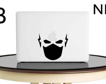 5 Limited Flash Decal, Macbook Decal Marvels, Flash Sticker, Flash, Flash Skin, Flash MacBook Pro Decal, Marvel Comics Decal,  Decals