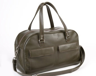 Sturdy bag army green