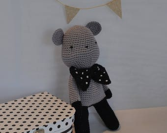 Toy mouse crochet