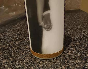 Wedding/Anniversary Personalized Candle