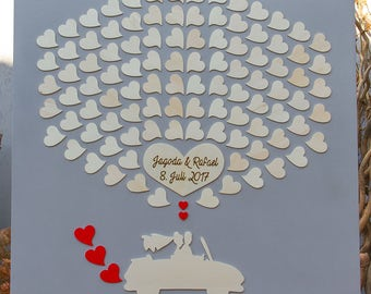 Wedding Tree Guestbook 3D alternative