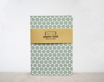 Green Hexagon pattern book