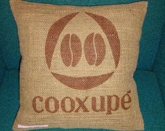 """Bag coffee """"Bean"""", ca. 40 x 40 cm"""