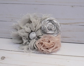 shabby chic girls barrette