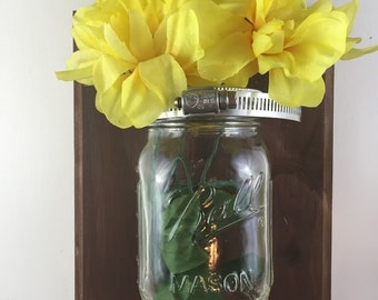 DIY Mason Jar Organizer Project Kit