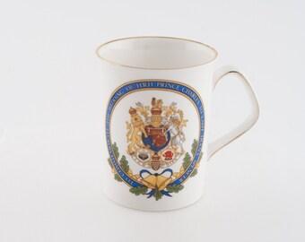 Royal Wedding Commemorative Mug by Elisabethian, England.