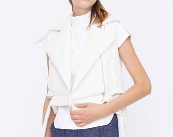 The 202 Jacket by dpstudio clutch pattern