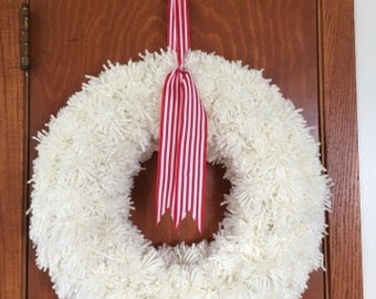 """The """"every day"""" wreath"""