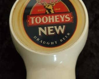 Vintage Beer tap handle, Tooheys New Beer Tap Handle.