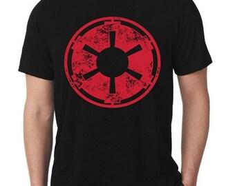 Star wars empire T-shirt -Star wars t shirt, Empire strikes back, return of the jedi, bounty hunter
