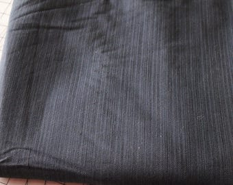 4 Upholstery Fabric Navy Blue Nice weight 4