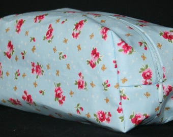 Make-up Bag Sewing Pattern - PDF sewing pattern for printing at home for instant download