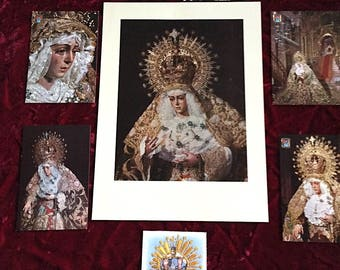 Virgin de La Macarena - Pictures