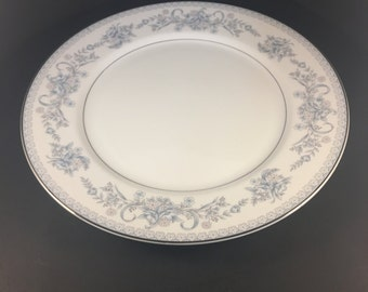 "Dresden Rose Dinner Plate  10 1/2 ""  3 Piece Set"
