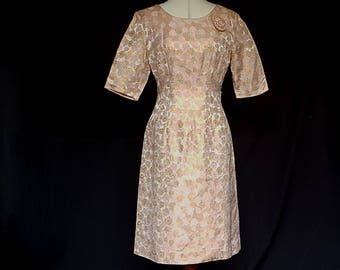 1960s special occasion dress