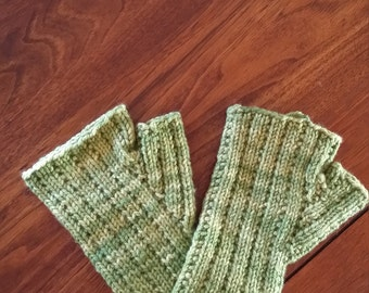 Fingerless gloves ladies