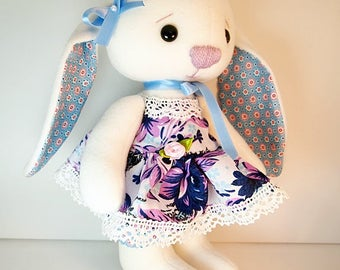 "Stuffed animal, stuffed animal Bunny ""Mia"""