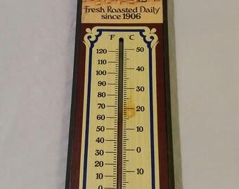1960s Planters Peanut Thermometer