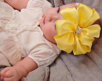 Easter Yellow Headband