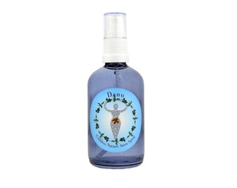 Goddess Nature Aromatherapy and Flower Essence Body, Space & Aura Spray with Essential Oils for Clarity and Energy Protection