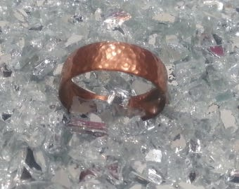 Thick copper ring