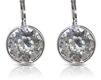 Swarovski Crystal Bella Dangle Earrings