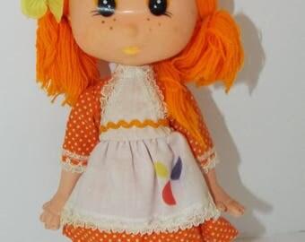 Vintage Eugene Obange Doll. 1980's Gum Drop Doll.